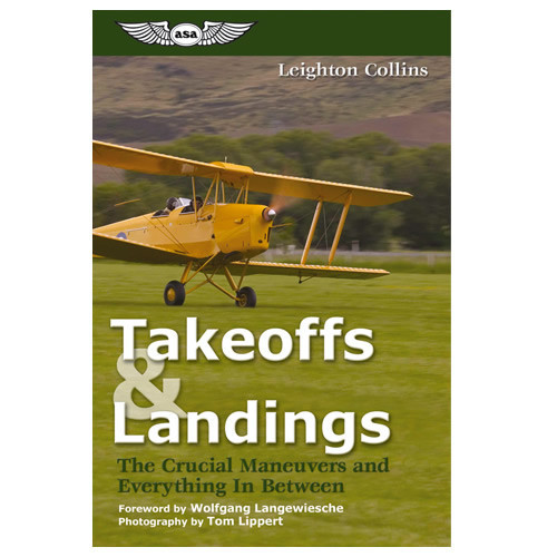 Takeoffs & Landings - Book