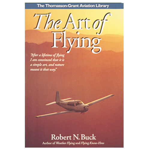 The Art of Flying - Book