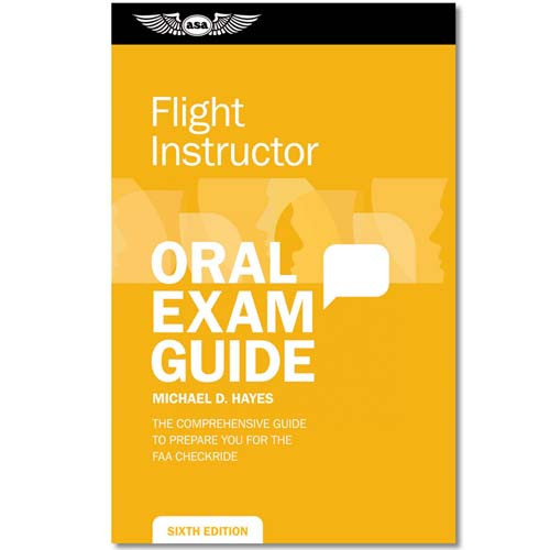 Instructor Oral Exam Guide