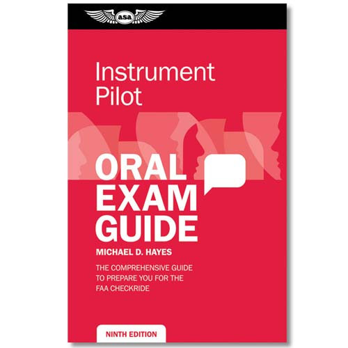 Instrument Flying Oral Exam Guide