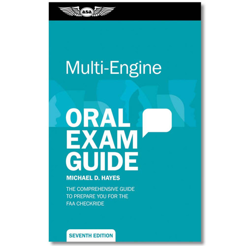 Multi Engine Oral Exam Guide