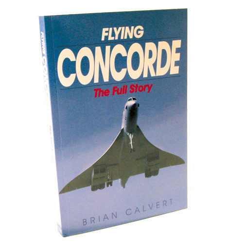 Flying Concorde Book
