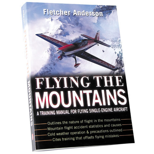 Flying The Mountains - Book