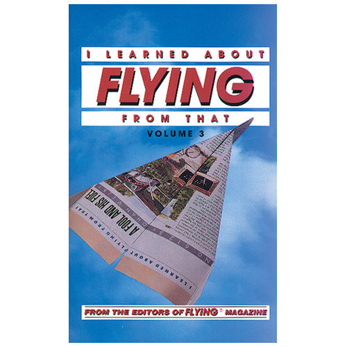 I Learnt About Flying From That