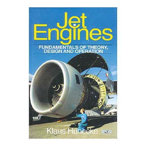 books about aircraft engines
