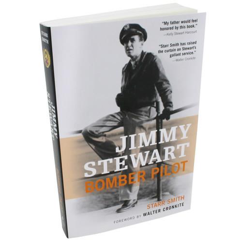 Jimmy Stewart - Bomer Pilot