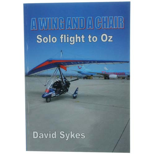 A Wing & A Chair, Solo Flight to OZ