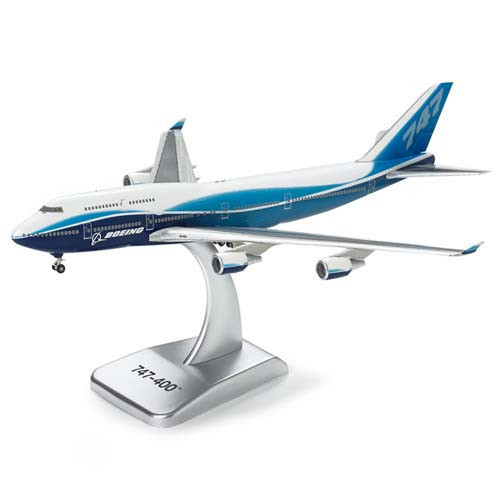 747-400 Diecast Model 1:400