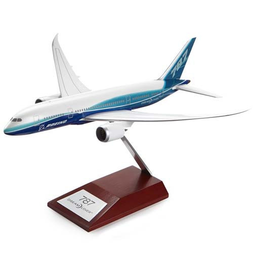 787-8 Dreamliner Snap Together Model 1:200