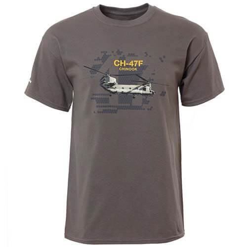 CH-47F Chinook Graphic T-Shirt