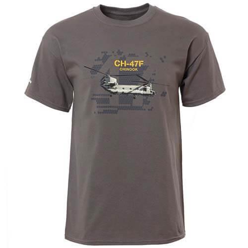 CH-47F Chinook Graphic T-Shirt