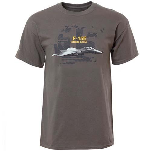 F-15E Strike Eagle Graphic Pro T-Shirt