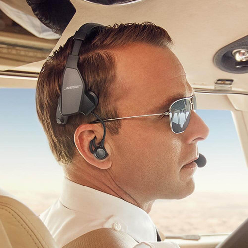 Bose ProFlight Series 2 Aviation Headset with Bluetooth - XLR-7 Plug