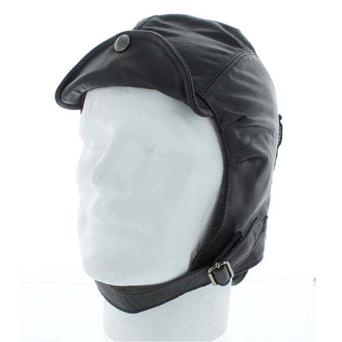 Leather Flying Helmet