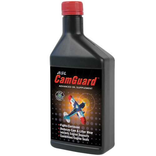 Camguard Advanced Oil Supplement - 16 oz bottle