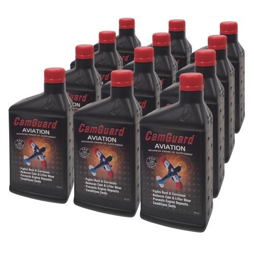 Camguard Advanced Oil Supplement - 12 x 16 oz bottles