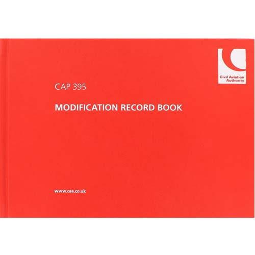 CAP 395 MOD Record Book