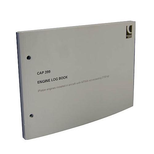 CAP 399 Engine Logbook
