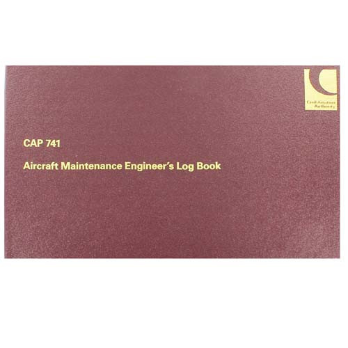 CAP 741 Maintenance Engineer's Logbook