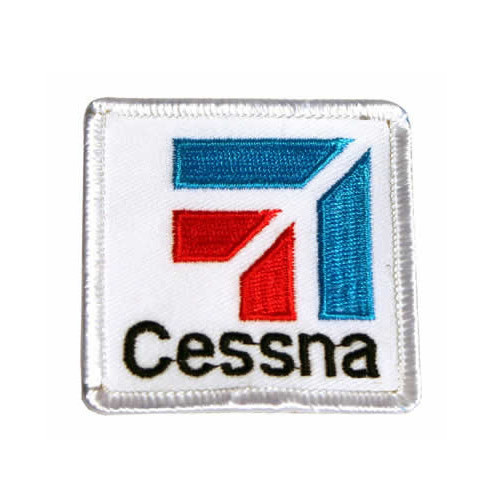 CESSNA Sew on Logo Patch