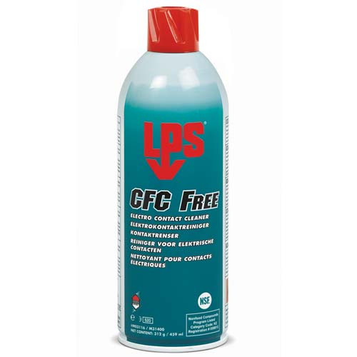 LPS CFC Free Cleaner 465ml Aerosols (Case of 12)