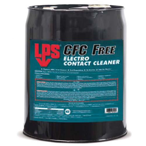 LPS CFC Free Cleaner 18.93 Litre Barrel