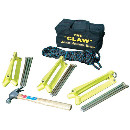 Claw Anchoring System