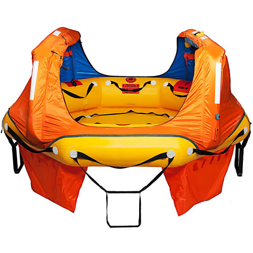 Switlik Coastal Passage Raft (CPR) - 6 Person With Inflatable Floor