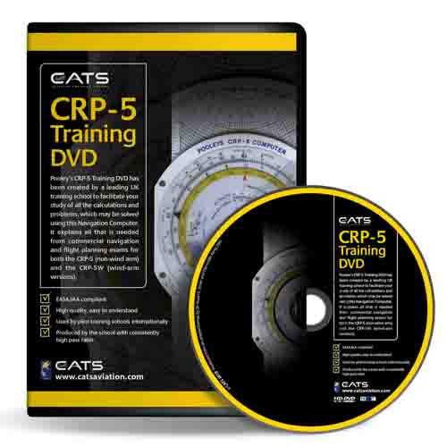 CD ROM - CRP-5 computer training