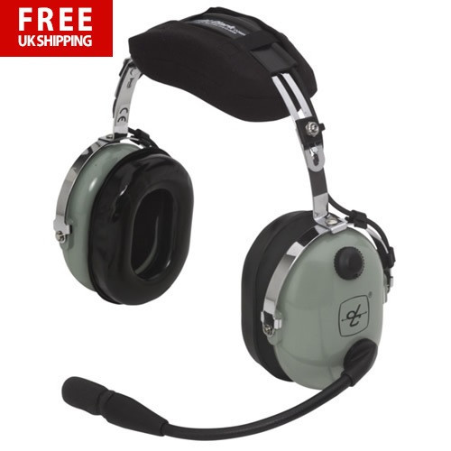 David Clark  H10-13HXP Helicopter Headset