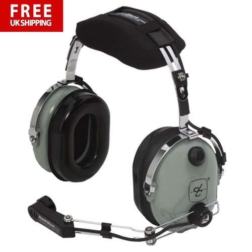 David Clark H10-36 Helicopter Headset