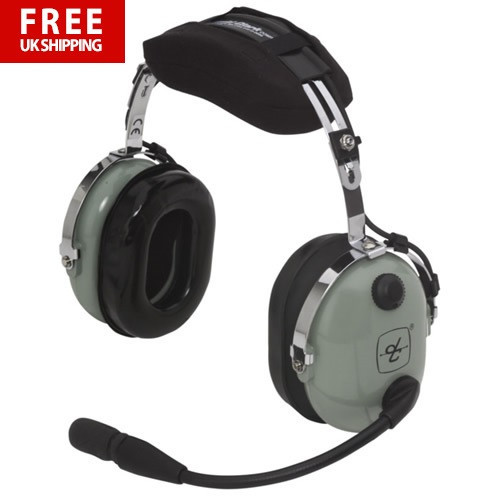 David Clark  H10-13HXL Helicopter Headset