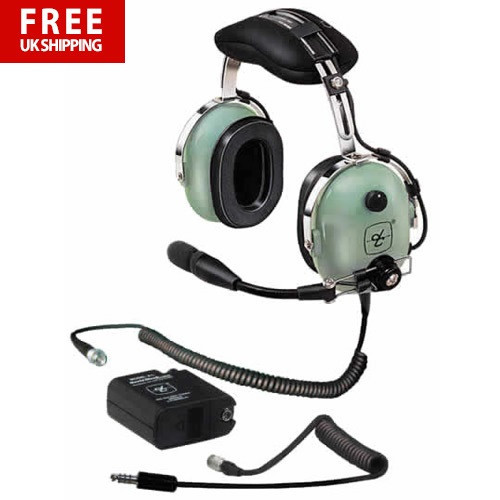 David Clark H10-56HXP Helicopter Headset