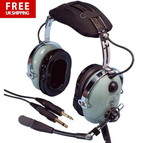 David Clark H10-60H Helicopter Headset