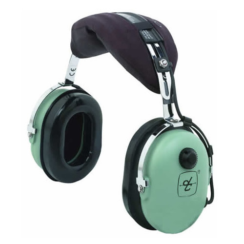 David Clark H10S/DC Listen Only Headset