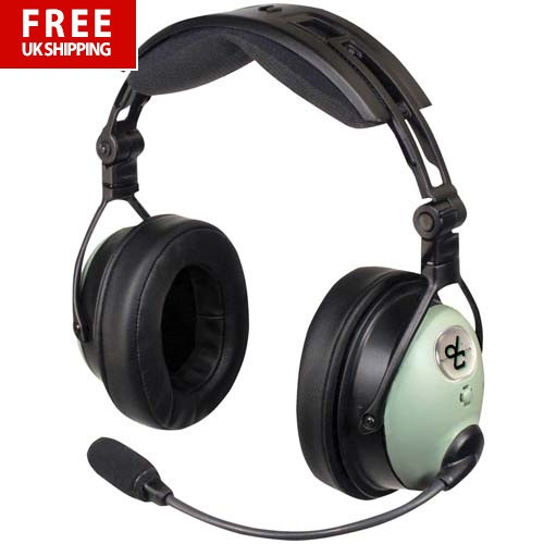 David Clark One-X Noise Attenuating Headset (Twin Plug)