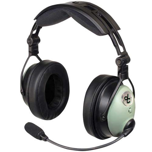 David Clark One-XP Noise Attenuating Headset (Panel Powered)