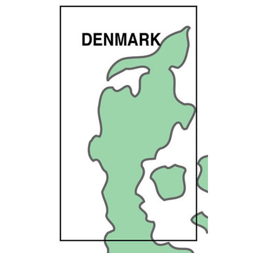 Danish Chart 1:500 000 NO Insert