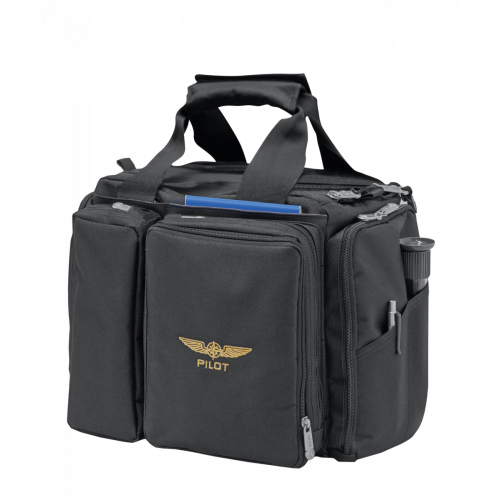 Design4Pilots Crosscountry Flight Bag - Back