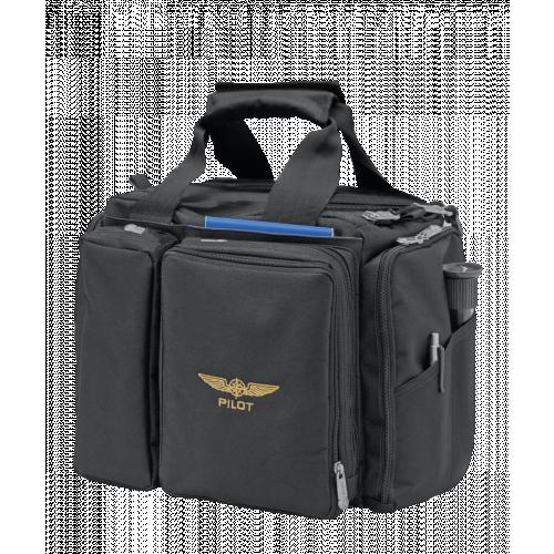 Design4Pilots Crosscountry Flight Bag - Back