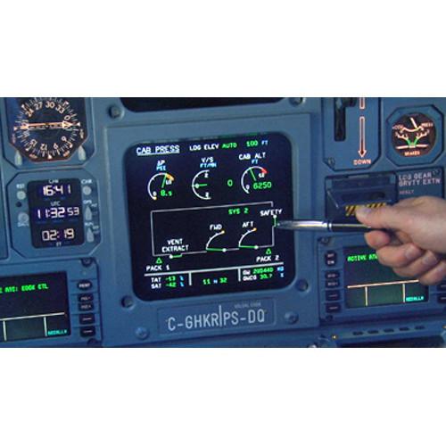 AIR CANADA A330-300 Toronto-Brussels - DVD