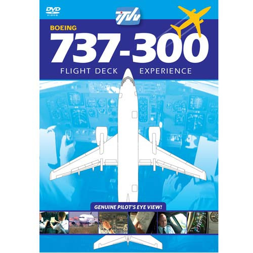 Boeing 737-300 - DVD