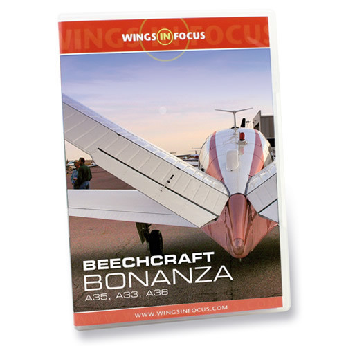 DVD - Beechcraft Bonanza Wings In Focus