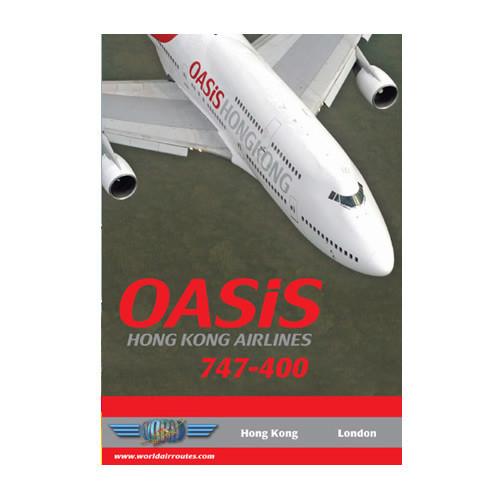 OASIS Boeing 747-400 - DVD