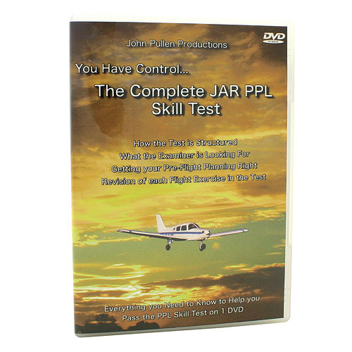 The Complete JAR PPL SKILL TEST-DVD