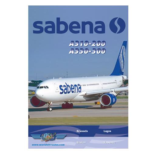 Sabena A310/A330 - DVD