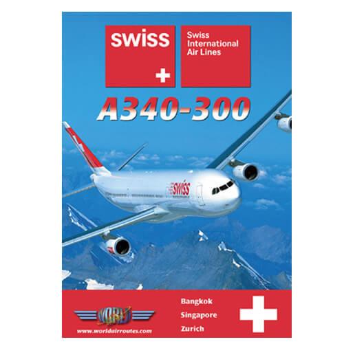 SWISS INT'L A340-300