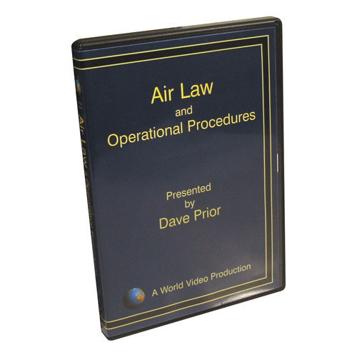 DVD - AIR Law & Operational Procedures
