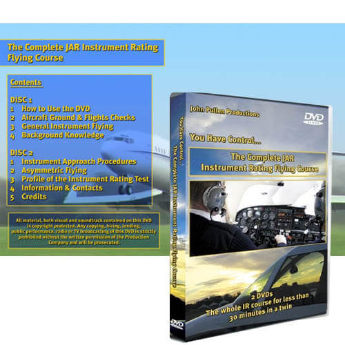 Complete JAR Instrument Rating Course