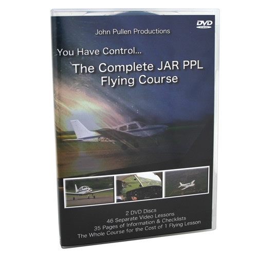 DVD - The Complete JAR PPL Flying Course
